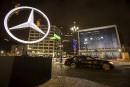 Daimler rappelle 840 000 véhicules aux États-Unis