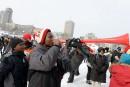 Immigrants et réfugiés célèbrent l'hiver au Carnaval