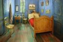 Dormir dans «La chambre de Van Gogh» pour dix dollars la nuit