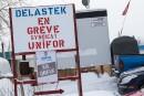 Dix mois de conflit chez Delastek: «C'est difficile pour les familles»
