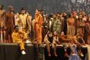 Mode et musique, Kanye West fait son show