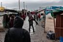 Les autorités françaises veulent réduire la «jungle de Calais» de moitié