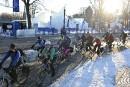 Journée du vélo-boulot d'hiver: 26 braves sur la ligne de départ en ce vendredi glacial!