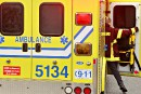 Accident de travail: un homme de 25 ansfait une importante chute