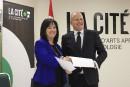 Partenariat français pour La Cité