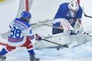 Équipe Québec féminine perd 2-0 contre la troupe de Mark Messier