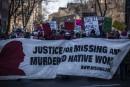 Une Saint-Valentin en l'honneur de femmes autochtones victimes de violence