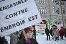 Labeaume réitère son appui à l'oléoduc Énergie Est<i></i>
