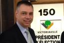 L'ancien bloquiste André Bellavance élu maire de Victoriaville
