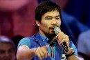 Propos homophobes: Manny Pacquiao s'excuse