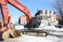 La maison Tourigny sera démolie jeudi