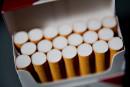 Contrebande de tabac: peine d'emprisonnement et amendes pour 8 contrevenants