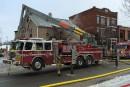 Incendie sur Marquette: les trois suspects ont été libérés
