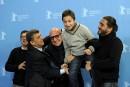 Berlinale: un documentaire sur les réfugiés bien placé pour l'Ours d'or