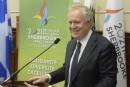Jean Charest aidera Sherbrooke pour les Jeux de la Francophonie