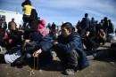 La frontière gréco-macédonienne fermée aux Afghans