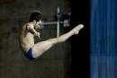 Maxim Bouchard plongera à Rio