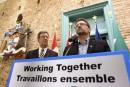 La ministre Joly plaide en faveur des maires d'Ottawa et Gatineau