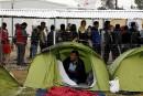 Migrants: Vienne et les Balkans intensifient la pression sur l'UE