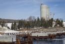 La cimenterie de Port-Daniel pourrait recevoir plus d'argent