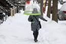 Avertissement de pluie verglaçante à Montréal et Québec