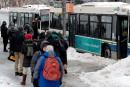 Le RTC refuse de laisser les passagers monter par l'arrière