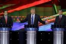 Débat républicain: Trump attaqué sur l'immigration