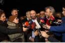Deux journalistes turcs libérés de prison à Istanbul