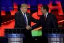 Débat républicain: tous contre Trump avant le Super Mardi