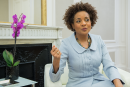 Michaëlle Jean vise une francophonie des solutions