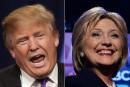 Trump au centre de toutes lesattaques,Clinton en position de force