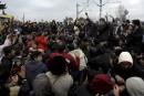 Jusqu'à 70000 migrants pourraient être «coincés» en Grèce en mars