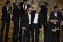 Oscars: Spotlight meilleur film, Iñárritu dans l'histoire