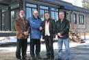 Dixville présente son futur quartier écodurable