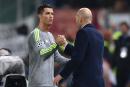 La polémique Ronaldo est «réglée», assure Zidane
