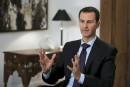 Assad veut que la trêve en Syrie «fonctionne»