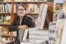 Émilie Pinard à la barre du Salon du livre