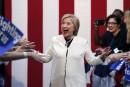 Un mardi «super» pour Clinton et Trump