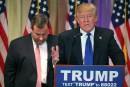 Échappées de Donald Trump et Hillary Clinton