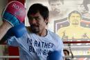 Manny Pacquiao aimerait combattre aux Jeux de Rio