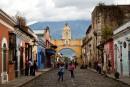 Le courrier du globe-trotter: deux jeunes amies en Amérique centrale