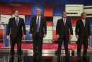 Débat républicain: attaqué, Trump vante sa «flexibilité»