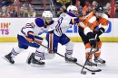 Les Oilers gagnent 4-0 contre les Flyers