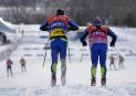 Tour de ski à Québec: bucolique et sans pitié