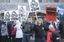 Entente de principe rejetée:Québec lance un ultimatum à la FSSS-CSN