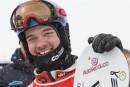 Snowboard cross: Baptiste Brochu médaille de bronze en Bulgarie