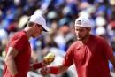 Coupe Davis: le Canada éliminé par la France