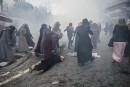 Manif à Istanbul après la mise en tutelle d'un journal d'opposition
