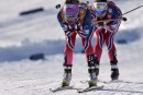 Tour de ski: un duo de Norvégiennes au coude-à-coude