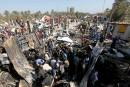 Un attentat suicide de l'EI au sud de Bagdad fait au moins 47morts